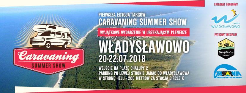 Targi Caravaning Summer Show 2018