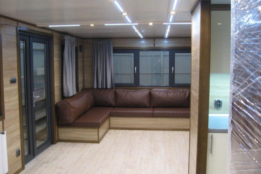 Domy holenderskie - Mobile Office
