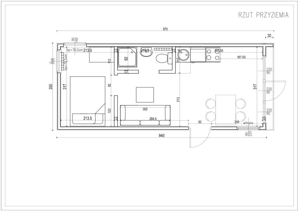 3 Dom kompaktowy - Apartamentowiec