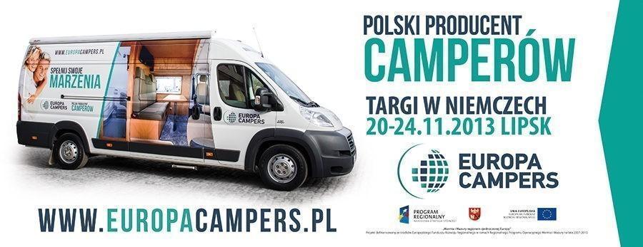 Jak powstała marka Europa Campers?