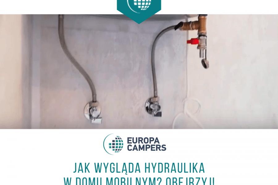 Jak wygląda hydraulika w domu mobilnym?