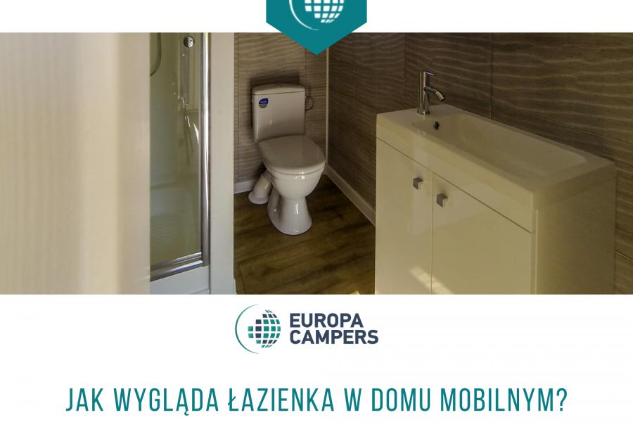 6 Jak wygląda łazienka w całorocznym domu mobilnym?