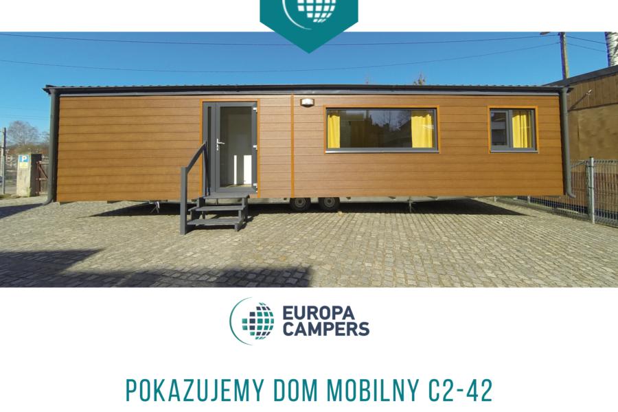 Pokazujemy spełnienie marzeń naszych Klientów - Model C2-42