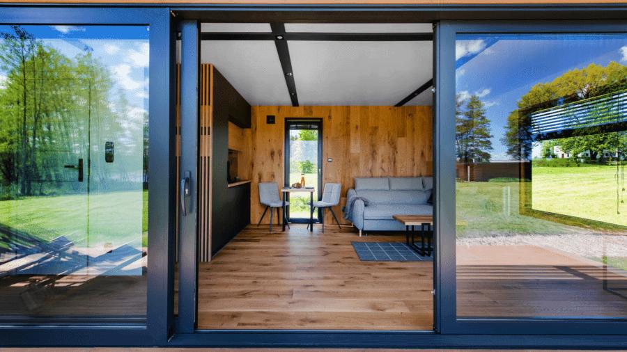 2 Apartamentowiec wWarlitach - dom kompaktowy