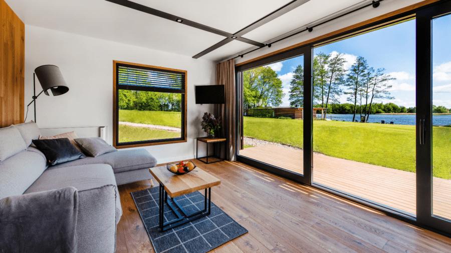 3 Apartamentowiec wWarlitach - dom kompaktowy