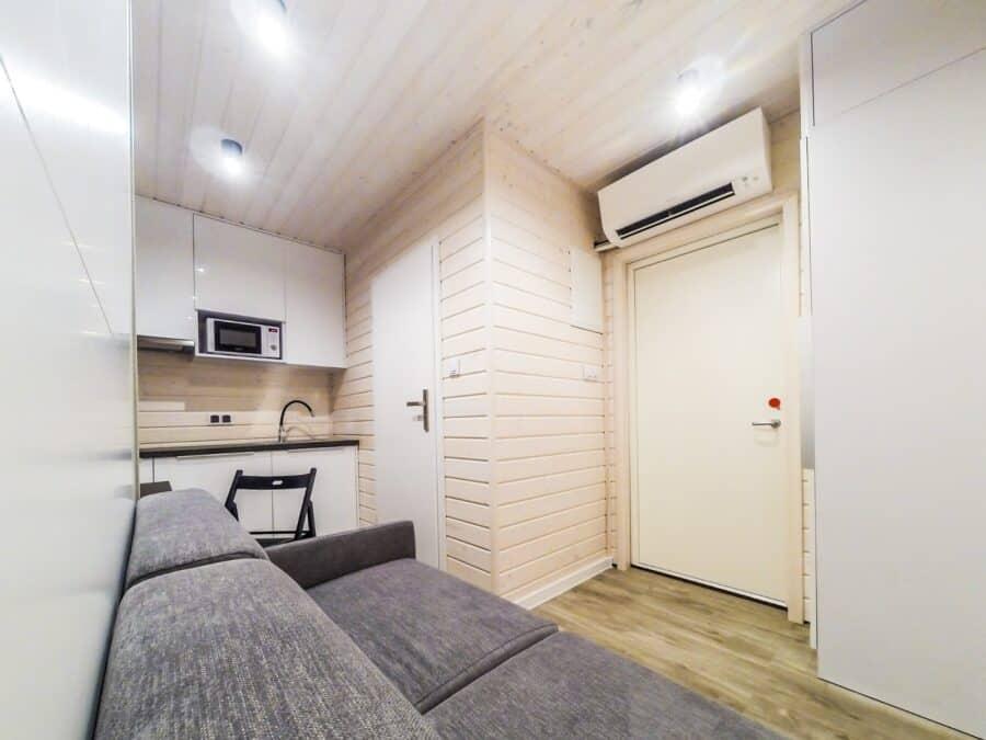 2 Czymożna łączyć domy modułowe? 20 domów mobilnych wNorwegii